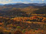 On Flat Rock, Blue Ridge Parkway, North Carolina, USA