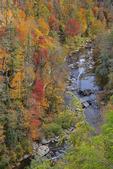 Linville Gorge, Blue Ridge Parkway, Linville, North Carolina, USA