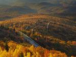 Rough Ridge, Tanawha Trail, Blue Ridge Parkway, North Carolina, USA