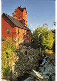 The Old Red Mill, Jerrico, Vermont