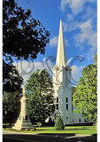 Historic Church, Manchester, Vermont