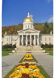 State Capitol Building, Montpelier, Vermont
