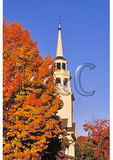 Church Steeple, Norwich, Vermont