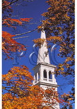 Church Steeple, Peacham, Vermont