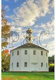 The Round Church, Richmond, Vermont