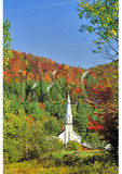 Church Steeple, Roxbury, Vermont