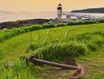Marshall Point Light, Port Clyde, Maine, USA