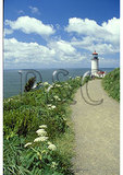 North Head Lighthouse, Cape Disappointment, Fort Canby State Park, Washington