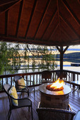 Keuka Lake, Finger lakes, Penn Yan, New York, USA