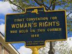 Women's Rights National Historical Park, Finger Lakes, Seneca Falls, New York, USA