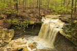 Blue Hen Falls, Cuyahoga Valley National Park, Brecksville, Ohio, USA