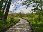 Stumpy Basin, Ohio and Erie Canal Towpath, Cuyahoga Valley National Park, Brecksville, Ohio, USA