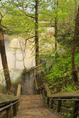 Brandywine Falls, Brandywine Gorge Trail, Cuyahoga Valley National Park, Brecksville, Ohio, USA