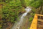 Bridal Veil Falls, Cuyahoga Valley National Park, Brecksville, Ohio, USA