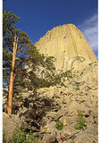 Devils Tower National Monument, Devils Tower, Wyoming