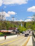 Downtown, Penninsula, Cuyahoga Valley National Park, Brecksville, Ohio, USA