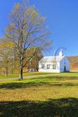 Church, Western Highland County, Virginia, USA