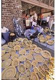 Sweet Grass Baskets, Historic Market, Charleston, South Carolina