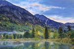 Sunrise, Unnamed Lake, Marble, Colorado, USA