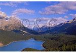 Peyto Lake, Mistaya Valley, Banff National Park, Alberta, Canada