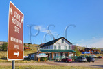 Mountain View Historic Hotel, Snowy Range Scenic Byway, Centennial, Wyoming, USA