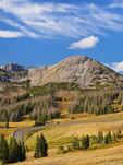 Snowy Range Scenic Byway, Centennial, Wyoming, USA