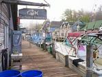 Historic Fishtown, Leland, Leelanau Penninsula, Michigan, USA
