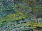 Painted Cliff, Pictured Rocks National Lakeshore, Munising, Michigan, USA