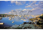 Panorama, Stonington Harbor, Maine
