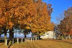 Mennonite Church, Dayton, Shenandoah Valley, Virginia, USA