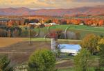 Mennonite Farm, Dayton, Shenandoah Valley, Virginia, USA