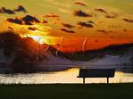 North Platte Outlet, Sleeping Bear Dunes National Lakeshore, Empire, Michigan, USA