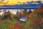 Sunrise, Lake Superior, Munising, Michigan, USA