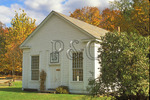 Methodist Church, Historic Millbrook Village, Delaware Water Gap National Recreation Area, New Jersey