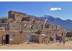 North House, Taos Pueblo, New Mexico