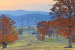 Farm in Swoope, Shenandoah, Valley, Virginia, USA