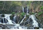 Roughlock Falls, Spearfish Canyon, Black Hills, South Dakota