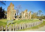 Ambler House, Jamestown National Historical Park, Jamestown, Virginia