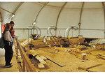 Archeological Excavation, Jamestown National Historical Park, Jamestown, Virginia