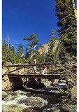Fern Lake Trail, Rocky Mountain National Park, Estes Park, Colorado