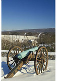 Cannon at the Site of Final Attack, Antietam National Battlefield, Sharpsburg, Maryland