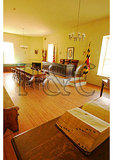 Inside of The Historic Courthouse, Port Tobacco, Maryland