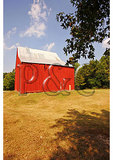 Tobacco barn, Hallowing Point Park, Prince Frederick, Maryland