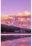 Crawford Notch Depot, Sunrise, Saco Lake, Crawford Notch, New Hampshire