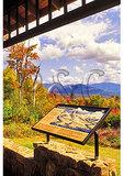 Looking East, Kancamagus Pass, Kancamagus Highway, New Hampshire