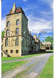 Fonthill and Moravian Tile Works, Doylestown, Bucks County, Pennsylvania