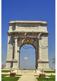 National Memorial Arch, Valley Forge National Historical Park, King of Prussia, Pennsylvania