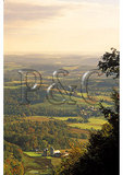 View from Mount Pisgah State Park, West Burlington, Pennsylvania