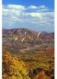 South of Peaks of Otter, Blue Ridge Parkway, Virginia