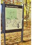Trail Sign, Shenandoah National Park, Virginia